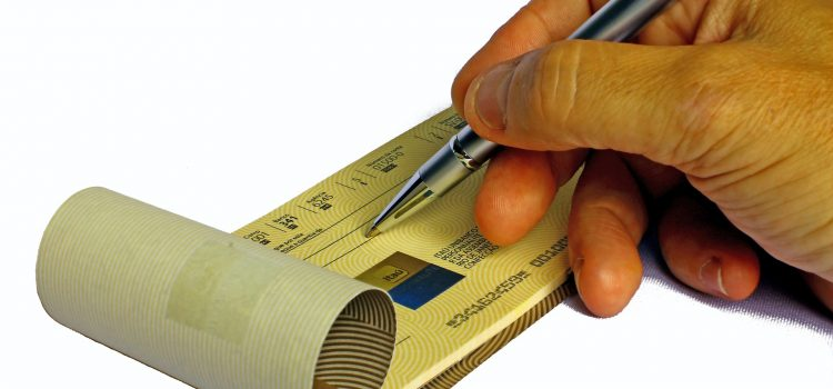 Quels sont les différents types de chèque en circulation ?