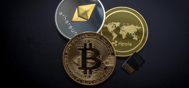 symboles cryptomonnaies